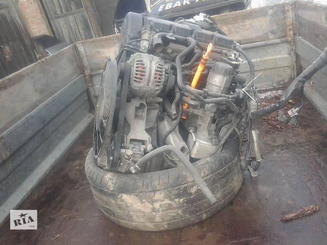 бу Б/у двигатель для легкового авто Volkswagen Passat B5 2002 в Тараще (Киевской обл.)