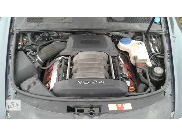 Б/у двигатель для седана Audi A6С6- объявление о продаже  в Львове