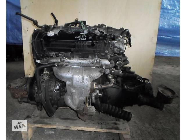 купить бу Б/у Двигатель Двигун всборе Фиат 1.9 Fiat 1.9JTD 2003г. в Рожище