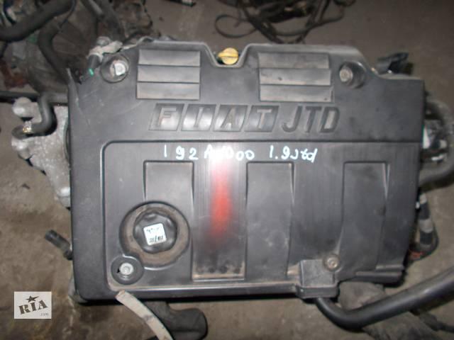 продам Б/у Двигатель Fiat Doblo 1.9 jtd № 192A1000 бу в Стрые