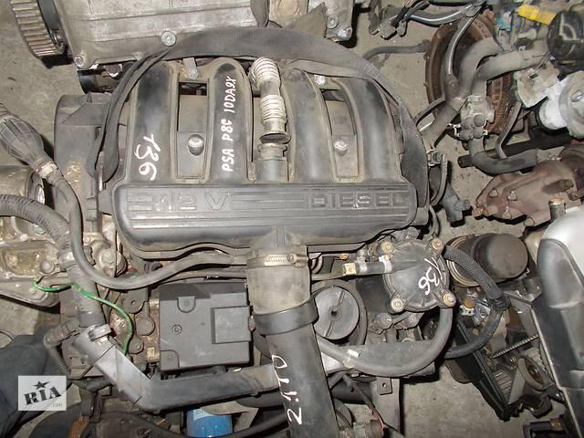 продам Б/у Двигатель Fiat Scudo 2,1TD 12V № PSA P8C бу в Стрые
