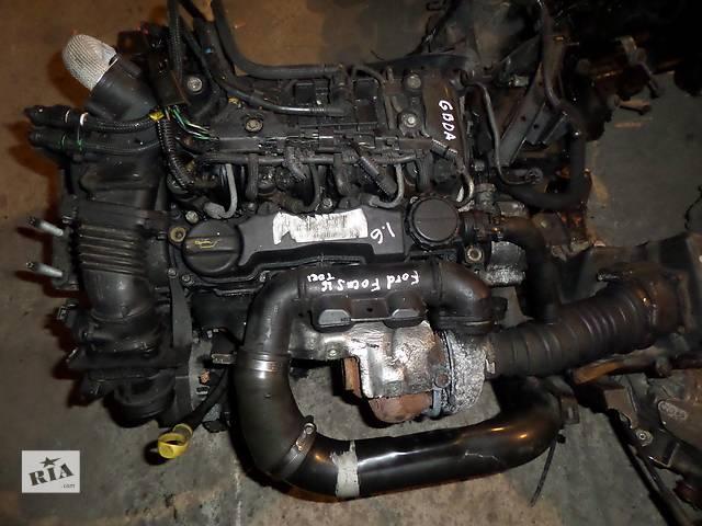 Б/у Двигатель Ford Focus 1.6 tdci № G8DA 10JB20- объявление о продаже  в Стрые