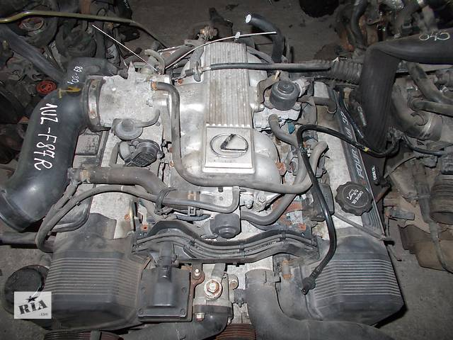 бу Б/у Двигатель Lexus SC 4.0 бензин 1UZ-FE non VVT-i 1991-1997 в Стрые