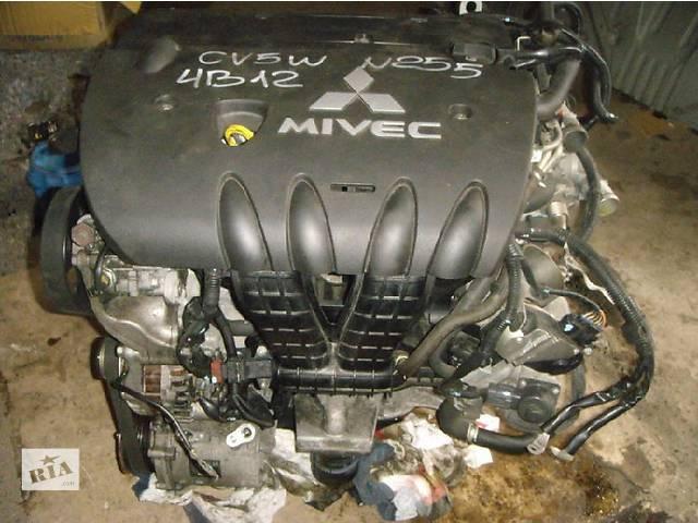 продам Б/у двигатель  Mitsubishi Outlander XL бу в Киеве