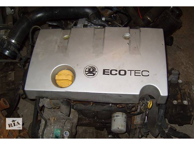 бу Б/у Двигатель Opel Astra G 1.8 бензин Z18XE в Стрые
