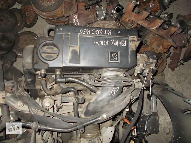 купить бу Б/у Двигатель Peugeot 306 2,0 бензин № PSA RFX в Стрые
