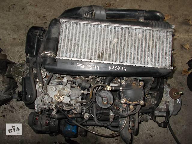 бу Б/у Двигатель Peugeot 406 1,9td № PSA DHY в Стрые