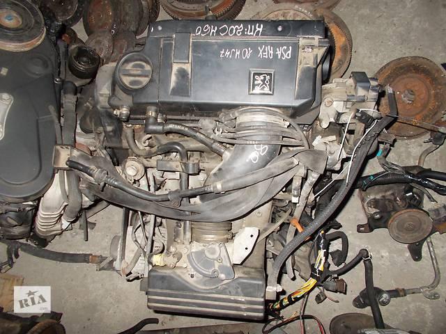 купить бу Б/у Двигатель Peugeot 806 2,0 бензин PSA RFX в Стрые