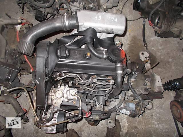 купить бу Б/у Двигатель Seat Toledo 1,9d № 1Y в Стрые