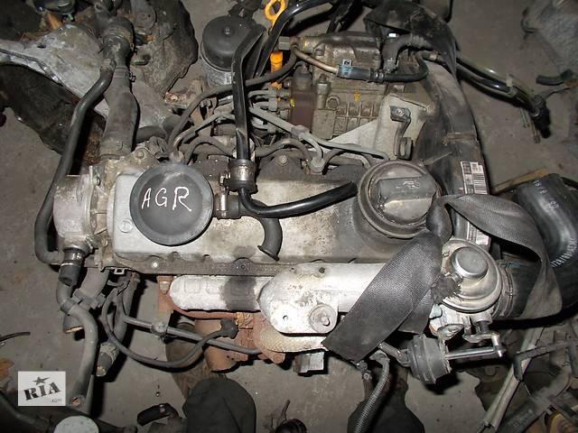 купить бу Б/у Двигатель Skoda Octavia 1.9 tdi № AGR в Стрые