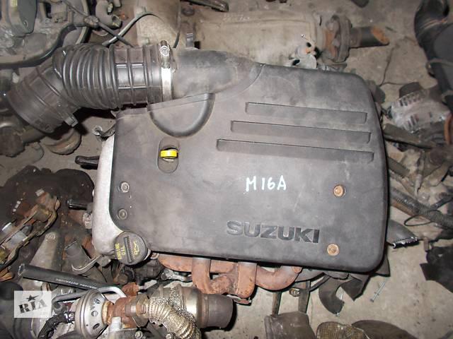 бу Б/у Двигатель Suzuki Liana 1.6 бензин 16V № M16A в Стрые
