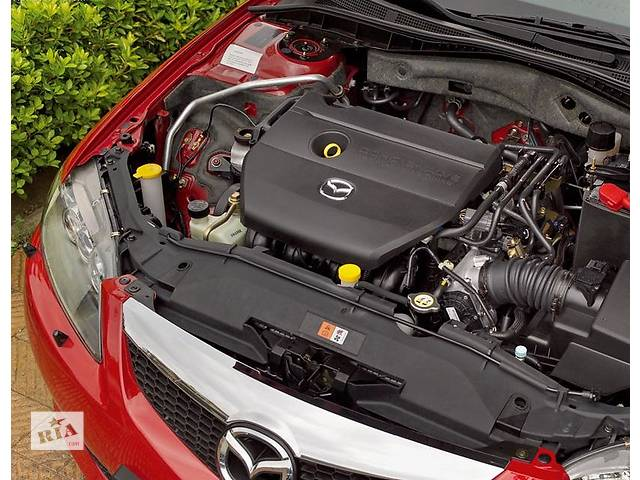 бу Б/у Двигатель в сборе Mazda 3 1.8 2006-2009 в Киеве