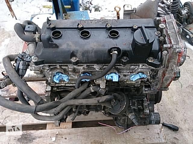 бу Б/у Двигатель в сборе Nissan X-Trail 2.0 в Киеве