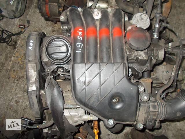 Б/у Двигатель Volkswagen Bora 1,9sdi № AGP 1998-2005- объявление о продаже  в Стрые