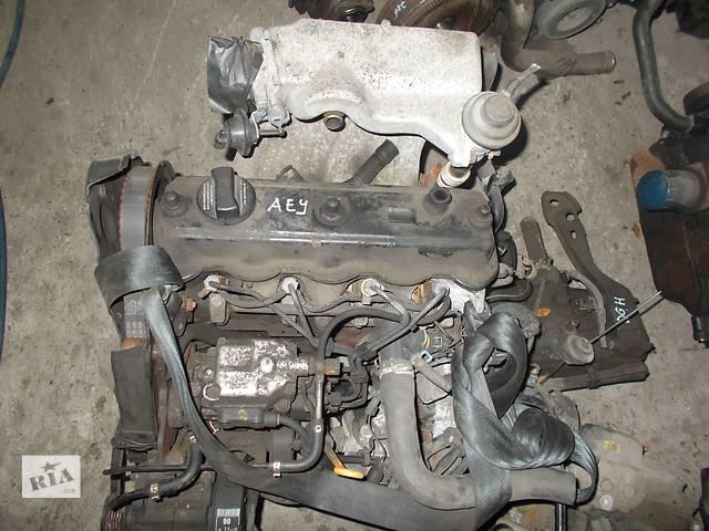 купить бу Б/у Двигатель Volkswagen Golf III 1.9 D SDI № AEY 1995-1997 в Стрые