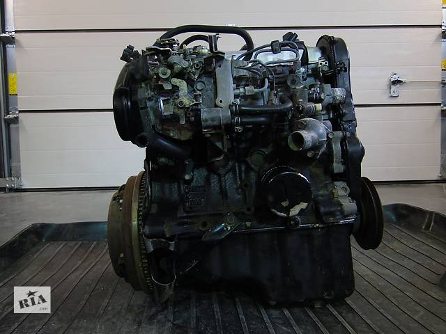 продам Б/у двигун для легкового авто Nissan Sunny 1.7 d бу в Львове