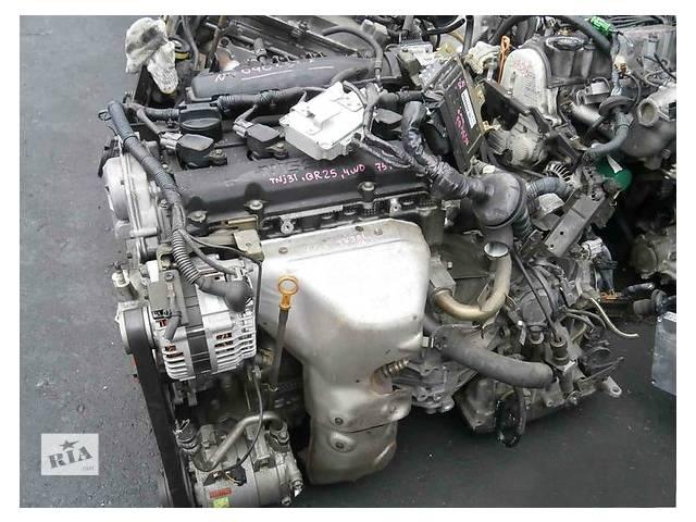 бу Б/у двигун для легкового авто Nissan X-Trail 2.5 в Ужгороде
