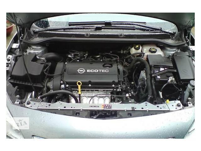 бу Б/у двигун для легкового авто Opel Astra J 1.4 в Ужгороде