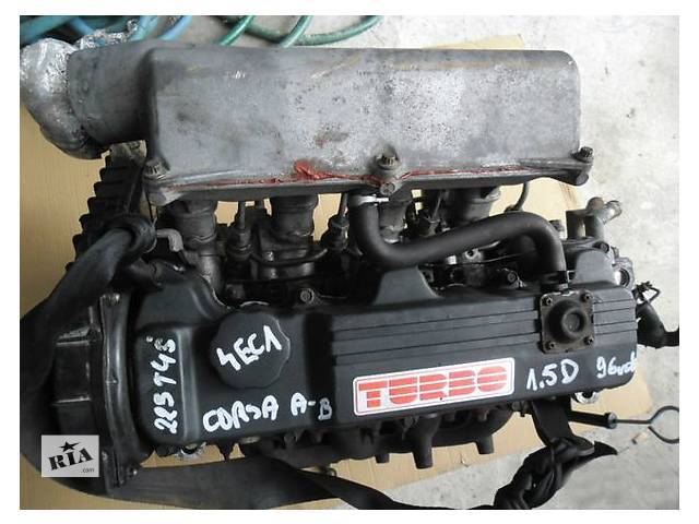 бу Б/у двигун для легкового авто Opel Corsa 1.5 d в Ужгороде