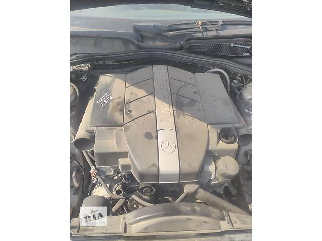 купить бу Б/у двигун для седана Mercedes S-Class в Львове