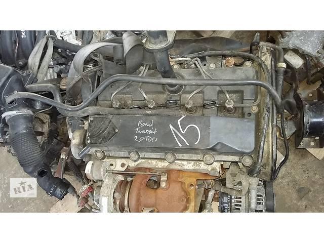 купить бу Б/у Двигун Двигатель Мотор дизель 2,4 TDCI Форд Транзит Ford Transit 2004 в Рожище