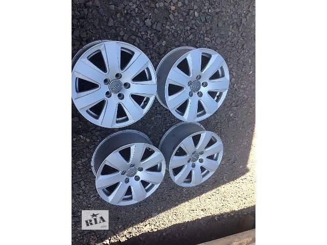 Б/у диск для легкового авто Audi- объявление о продаже  в Сарнах (Ровенской обл.)