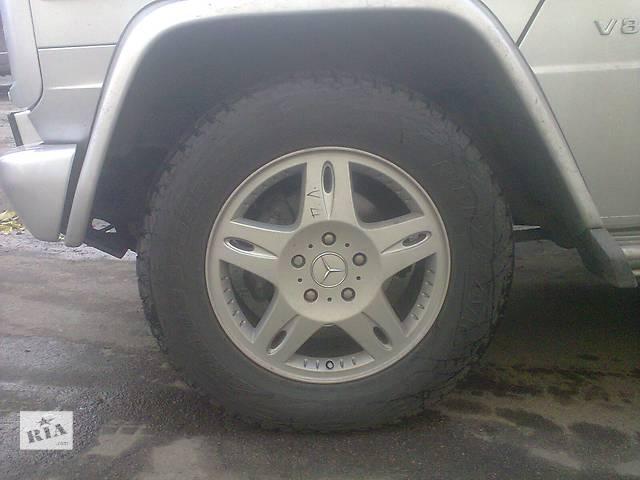 бу Б/у диск для легкового авто Mercedes G-Class в Киеве