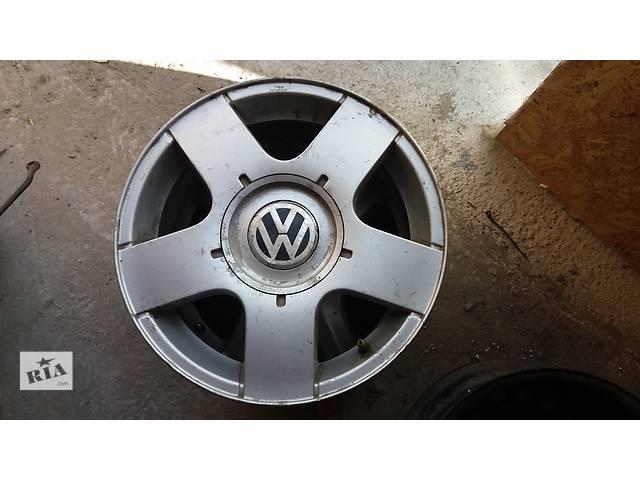 продам Б/у диск для легкового авто Volkswagen Golf бу в Киеве