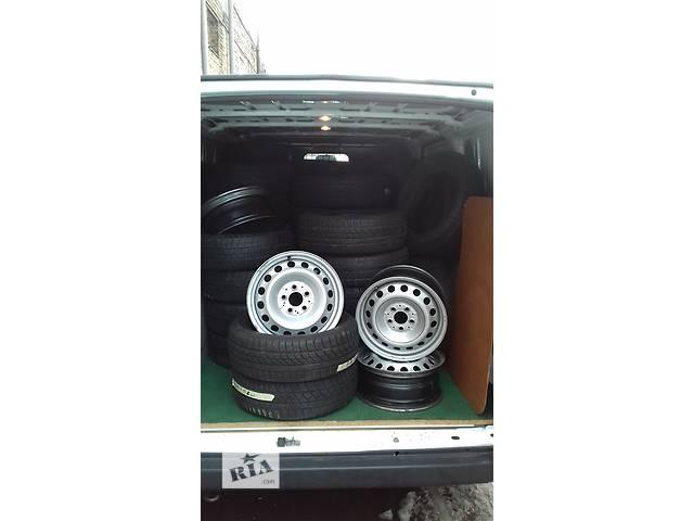 продам Б/у диск для легкового авто Volkswagen T5 (Transporter) бу в Ровно