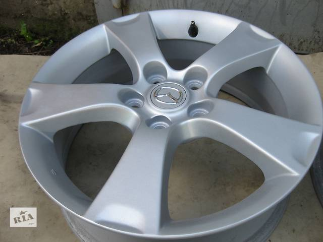 Б/у диск литые диски R 17 Mazda 6- объявление о продаже  в Львове
