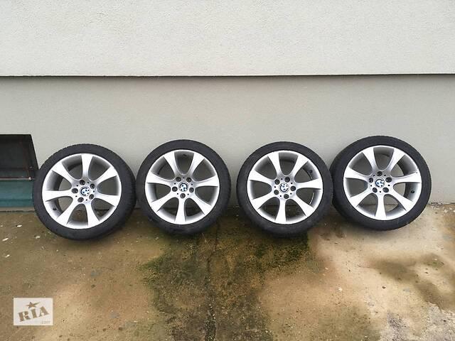 купить бу Б/у диск с шиной для BMW 5 Series 124 стиль 18 диски BBS в Ковеле