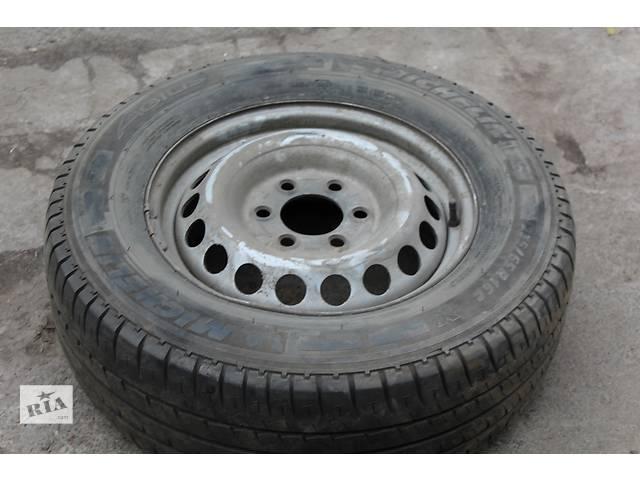 Б/у диск с шиной для грузовика Volkswagen Crafter- объявление о продаже  в Ровно