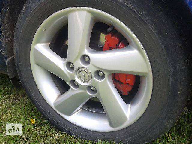 Б/у диск с шиной для хэтчбека Mazda 6- объявление о продаже  в Львове