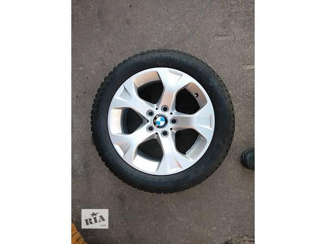 продам Б/у диск с шиной для кроссовера BMW X1 бу в Житомире