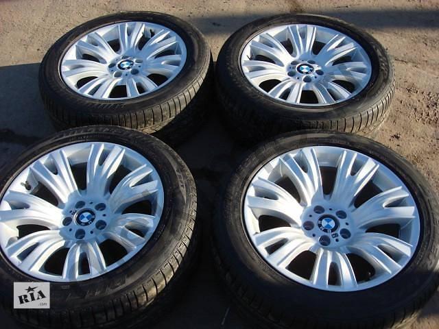купить бу Б/у диск с шиной для кроссовера BMW X5 в Харькове