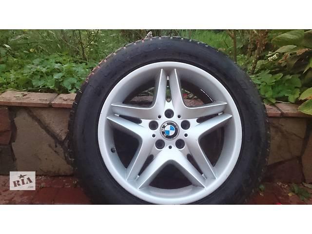 продам Б/у диск с шиной для кроссовера BMW X5 бу в Луцке