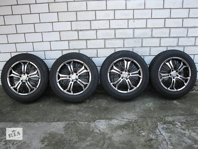 бу Б/у диск с шиной для кроссовера Mitsubishi Outlander XL в Харькове