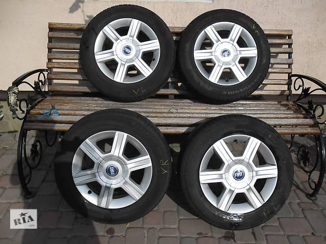 продам Б/у диск с шиной для легкового авто Fiat Florino бу в Глухове (Сумской обл.)