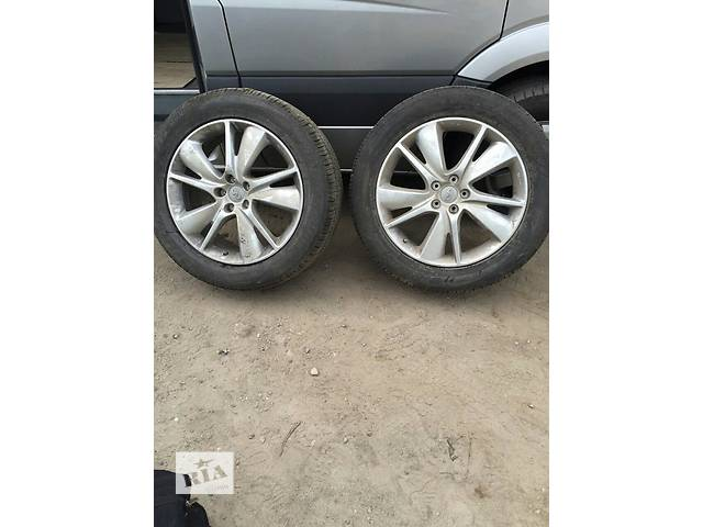 бу Б/у диск с шиной для легкового авто Infiniti QX70 в Ровно