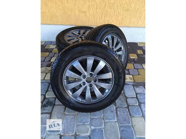 купить бу Б/у диск с шиной для легкового авто Subaru в Трускавце