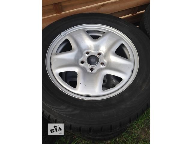 продам Б/у диск с шиной для легкового авто Suzuki Grand Vitara бу в Ровно
