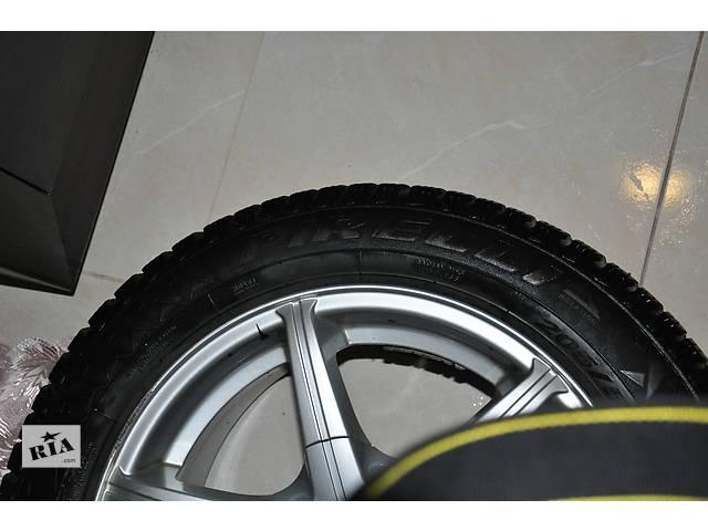 продам Б/у диск с шиной для легкового авто бу в Запорожье