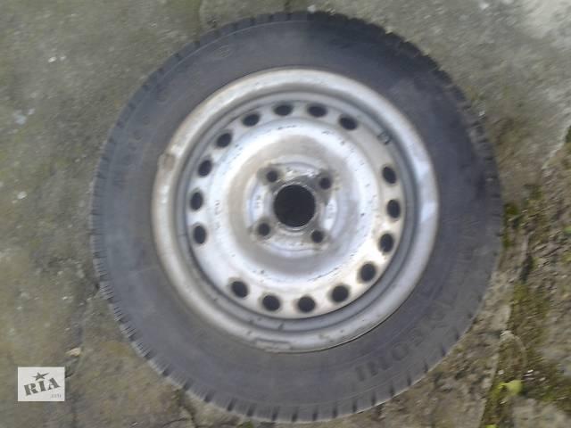 бу Б/у диск с шиной для легкового авто в Донецке