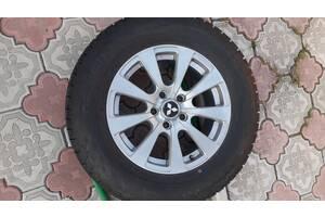 Б/у диск с шиной для Mitsubishi Outlander XL