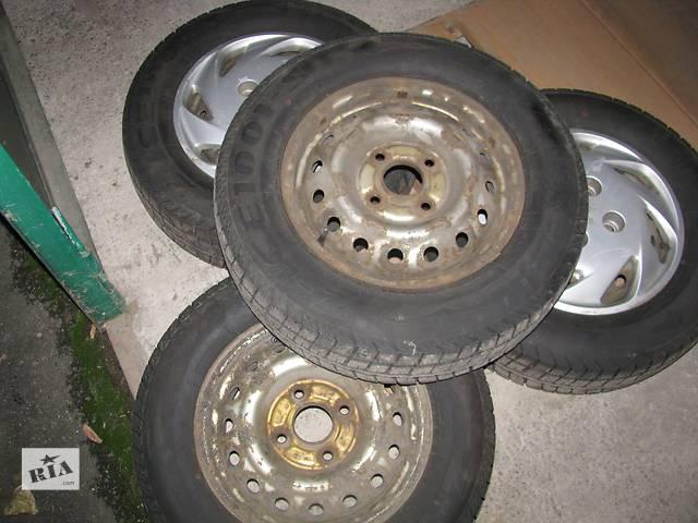 бу Б/у диск с шиной для седана Honda Accord СС7 в Киеве