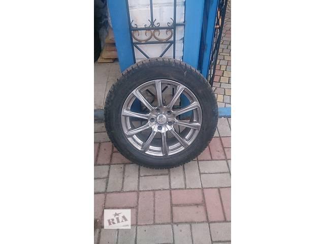 Б/у диск с шиной комплект зимних колес R17 225/55- объявление о продаже  в Николаеве