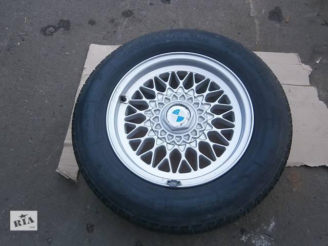 Б/у диск з шиною для легкового авто BMW- объявление о продаже  в Львове