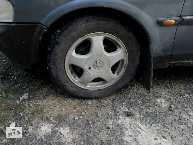 бу Б/у диски для Opel R15  4/100 в Ровно