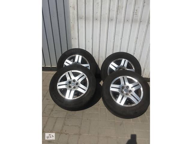 продам Б/у диски для Volkswagen Golf IV бу в Новоселице
