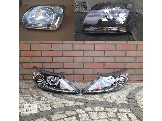 купить бу Б/у фара для легкового авто Kia Sportage в Львове